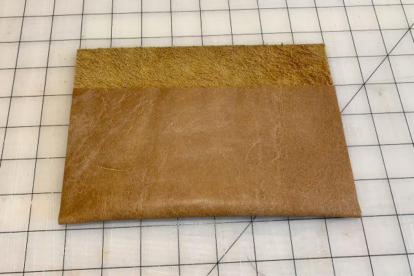 Leather Tote Bag Pocket2