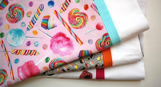 Sew to Serve 1 Million Pillowcase Challenge from WeAllSew
