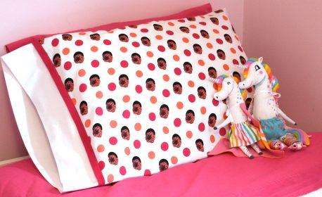 Speedy Pillowcase Tutorial from WeAllSew