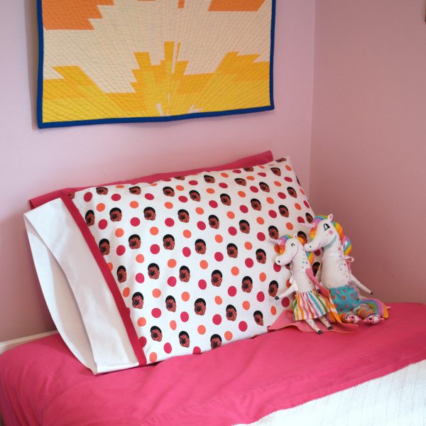 Speedy Pillowcase Tutorial from WeAllSew