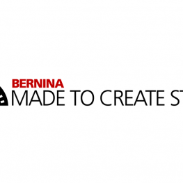 BERNINA MAde to Create Studio Online Classes