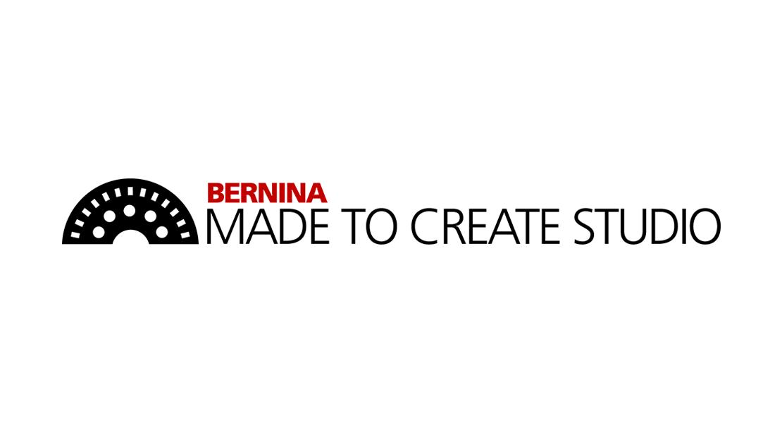BERNINA MAde to Create Studio Online Classes