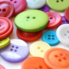 Celebrate National Button Week with WeAllSew