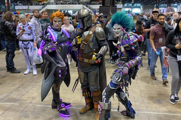 Egg Sisters HCD Fabrication and Xephystudios at C2E2