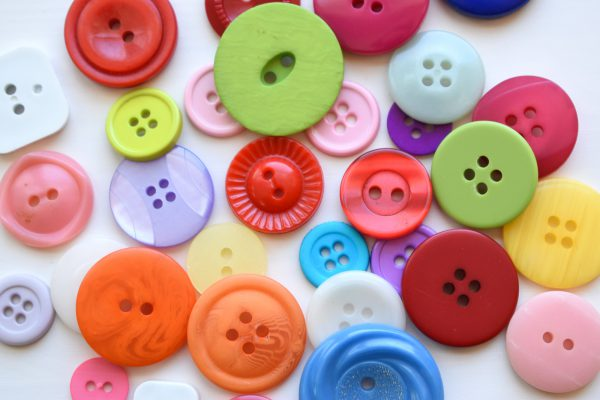 National Button Week with WeAllSew