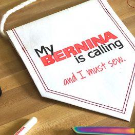 BERNINA PaintWork tool banner