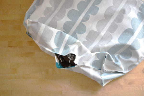 Fat Quarter Tote Bag Tutorial