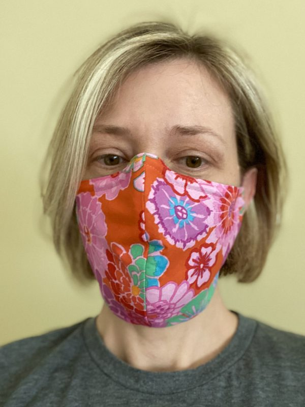 Soft, Stylish Face Mask for Fashionistas & Finicky Ones