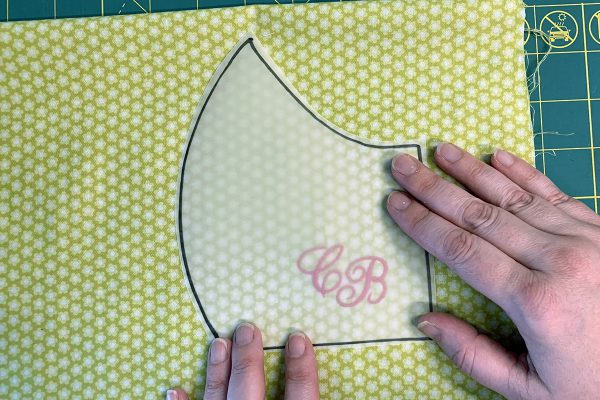 Mask_Making_Tips_Place_Pattern_for_Embroidery