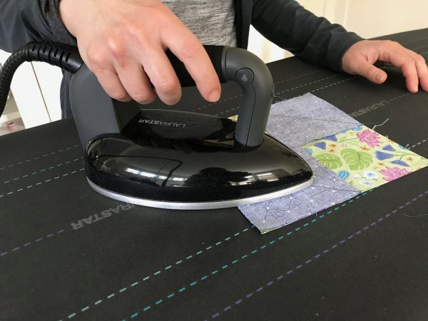Piecing and Appliqué with the Laurastar Smart U