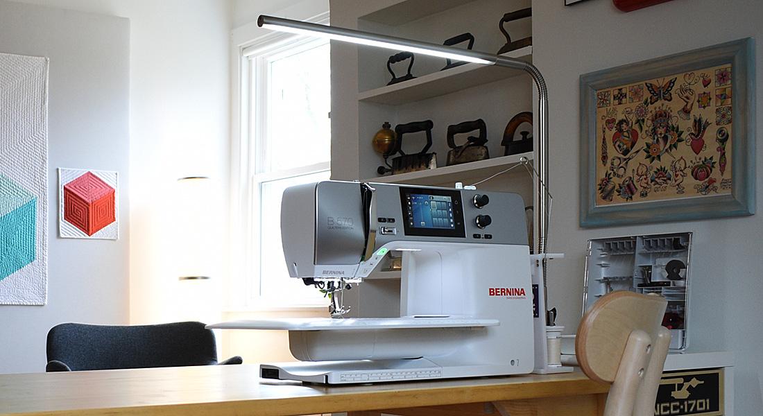National Sewing Machine Day Giveawa at WeAllSew