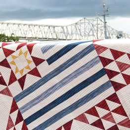 Quilts of Valor Quilting tutorial