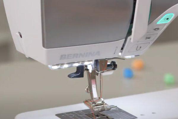 Threaded machine