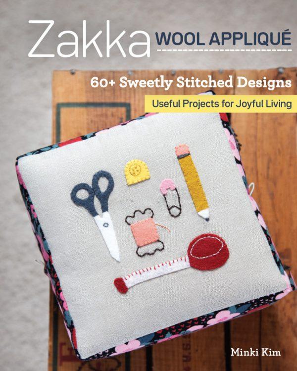 Minki Kim Book Giveaway at WeAllSew