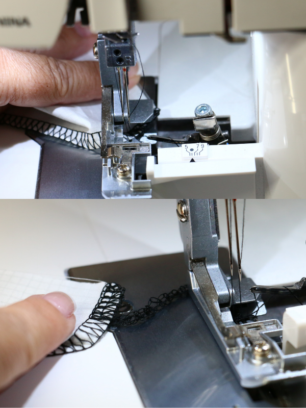 5 Ways to Finish a Serger Seam