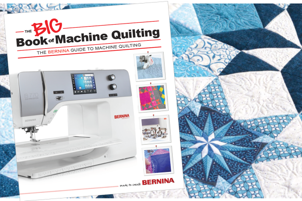 The Big Book Of Machine Quilting