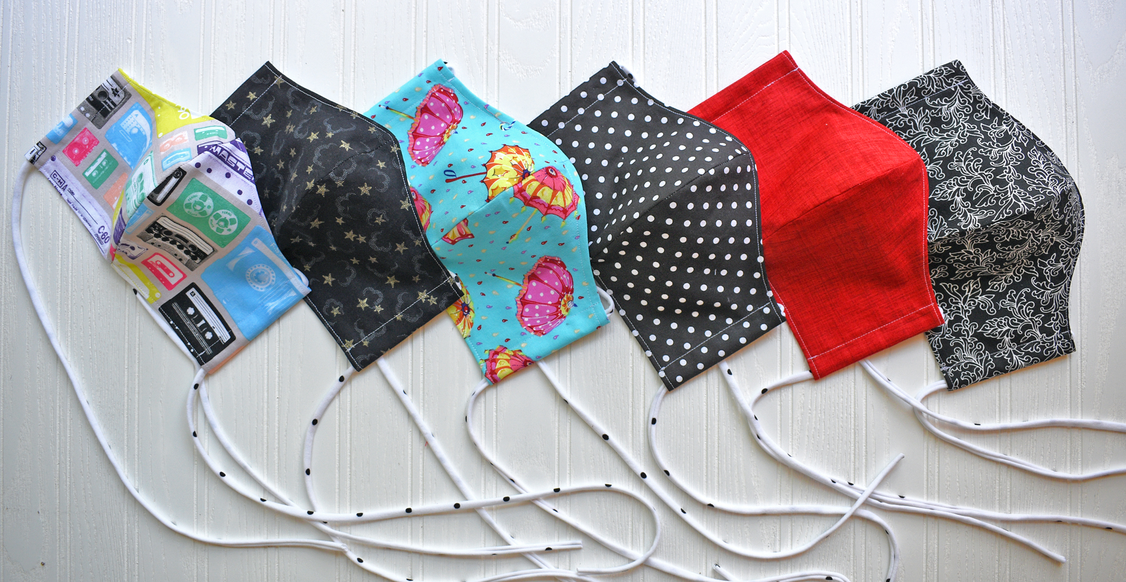 Face Mask Sewing Tips from WeAllSew