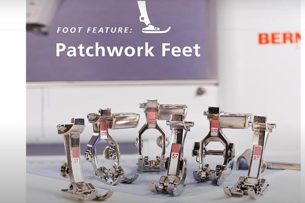 Patchwork Feet Video
