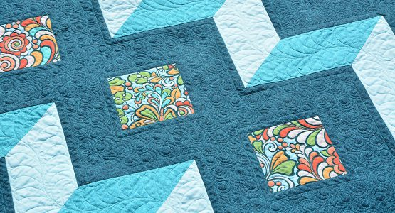 Amanda Murphy Diamond Quilt Along Part one Piecing