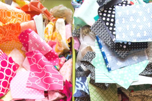 scrap fabrics