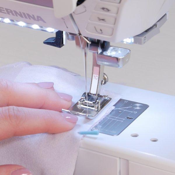 Garment_Sew-along_Part_7_Cuffs_stitching_cuff_to_sleeve