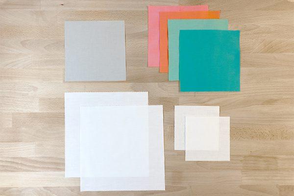 Passaflora_Quilt_Along_cut_fabric_squares