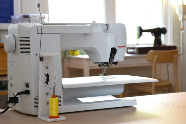 Threading your sewing machine from WeAllSew