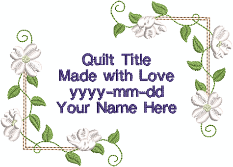 Creating_A_Quilt_Label_Quilt_Label_Text_and_Ornaments