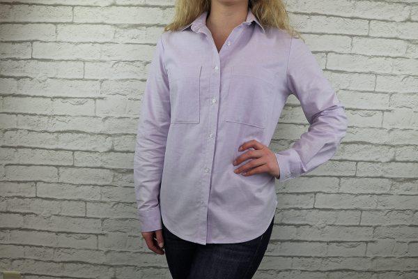 Garment Sew Along Post #9 01 Hem Beauty Shot - BERNINA WeAllSew
