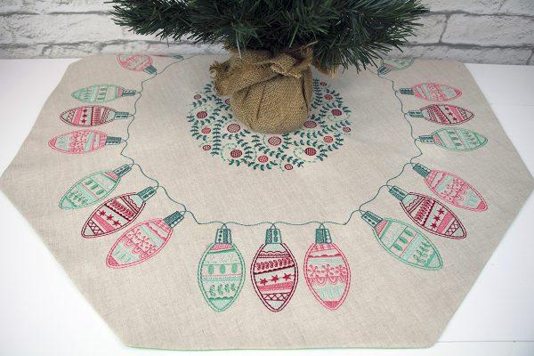 Octagon Tree Skirt - Holiday_Stitches_82023_00_Cover_BERNINA_WeAllSew_Blog_1200x800px