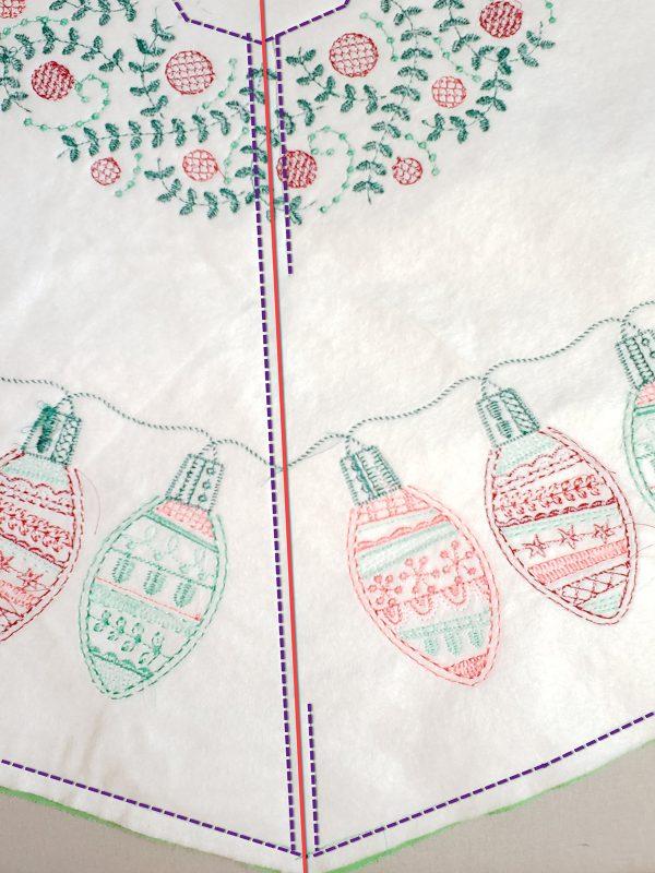 Octagon Tree Skirt - Holiday_Stitches_82023_24_Stitch_BERNINA_WeAllSew_Blog_1200x1600px