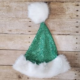 santa hat sewing tutorial