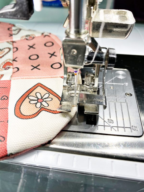 Sewing the pieces together