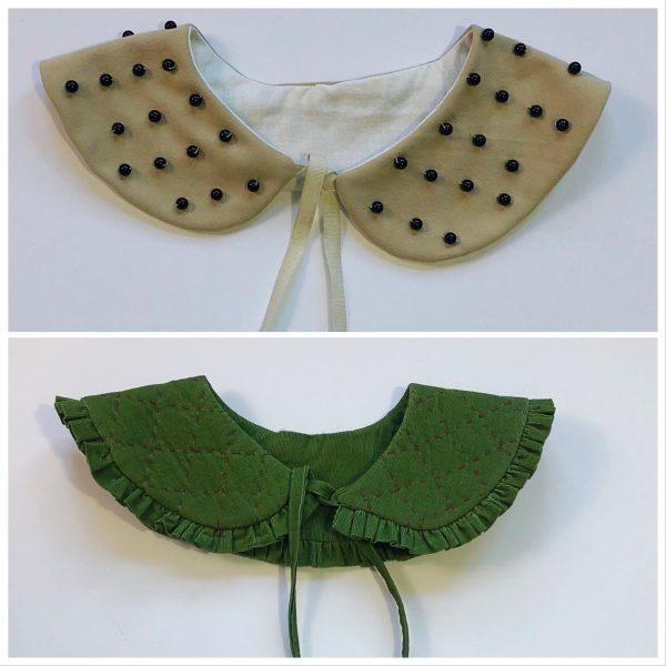 DIY Detachable Statement Collar