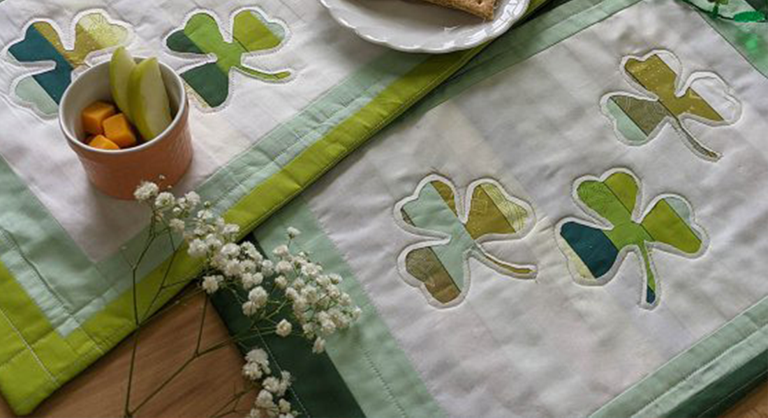 St. Patricks Day Placemats Feature 1100x600