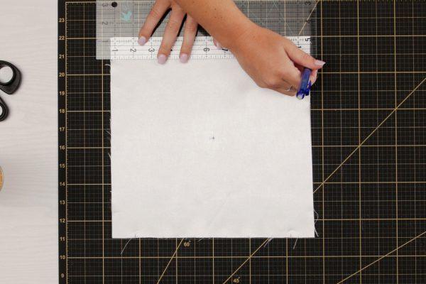 MTC_Ring_Bearer_Pillow_03_Marking_sewing_lines_BERNINA_WeAllSew_Blog_1080x1080px