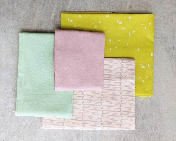 Easter Egg Coasters - Fabric