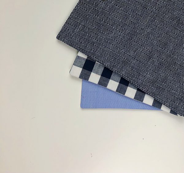 Detachable Collar Sewing Tutorial: Sewing sharp collar points