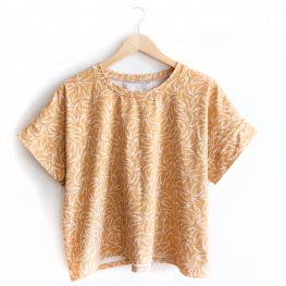 BERNINA L 890 Garment Sew Along with Grainline Studio Part 6 Knit Airy Top BERNINA WeAllSew Blog Feature 1100x600