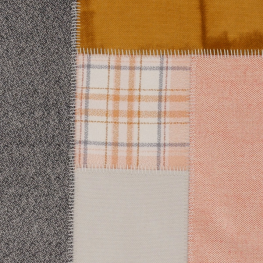 Flatlock Throw Blanket BERNINA WeAllSew Blog Feature 1100x600
