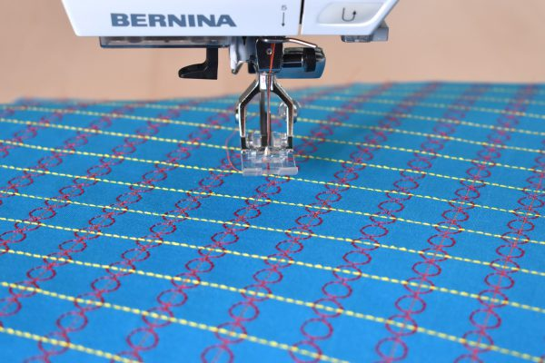 Surface Design with Stitches by Erika Mulvenna