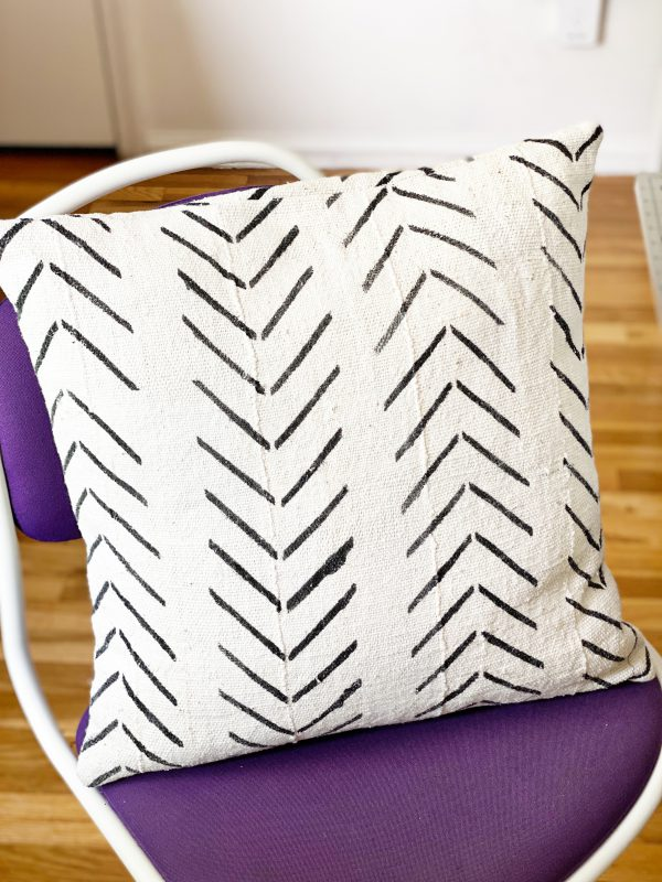 Sewing with Authentic Mud Cloth: Finish Product