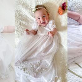 Wedding Dress to Christening Gown Part 3 Construction BERNINA WeAllSew Blog Feature 1100x600