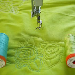 Designing with Thread-Thread Color