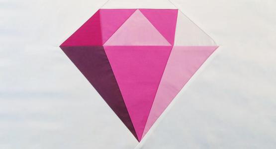 Gemstone Quilt Block BERNINA WeAllSew Blog Feature 1100x600