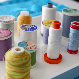 How to Choose Thread - What You Need to Know BERNINA WeAllSew Blog Feature 1100x600