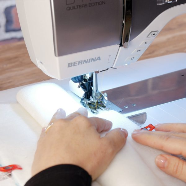 MTC_Reversible_Sequin_Pillow_13_sewing_fur_on_top_BERNINA_WeAllSew_Blog_1080x1080px