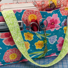 How to Sew a Notions Catchall Tote BERNINA WeAllSew Blog Feature 1100x600
