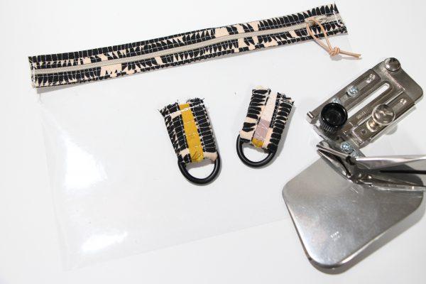 Vinyl Zipper