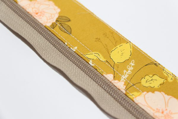 Fabric Side Zipper